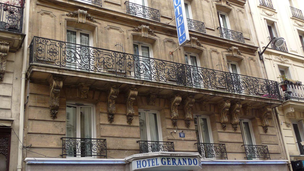 Hotel g rando paris holidaycheck gro raum paris for Frankreich hotel paris