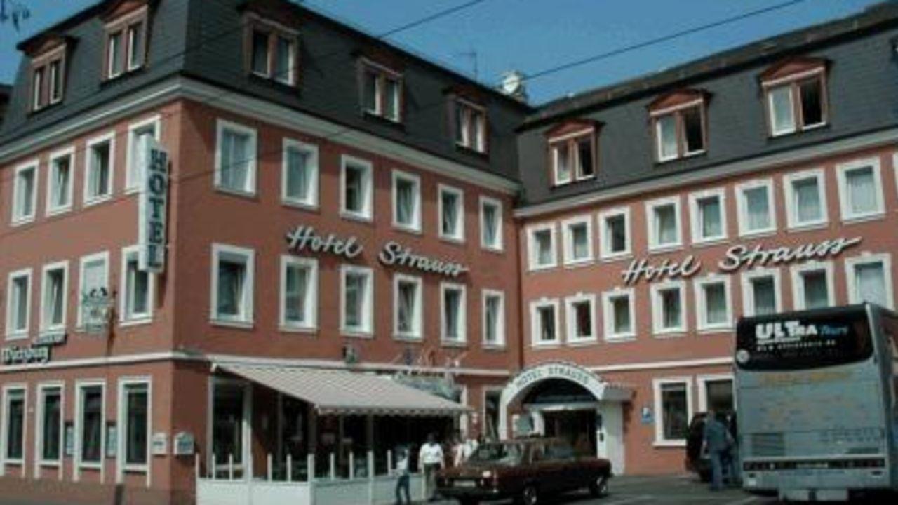 City Hotel Wurzburg Bewertung