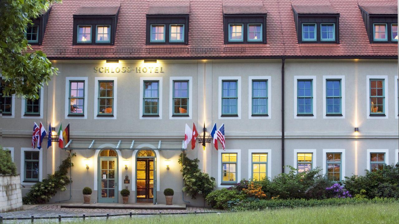 Schloss Hotel Dresden-Pillnitz (Heidenau) • HolidayCheck (Sachsen ...