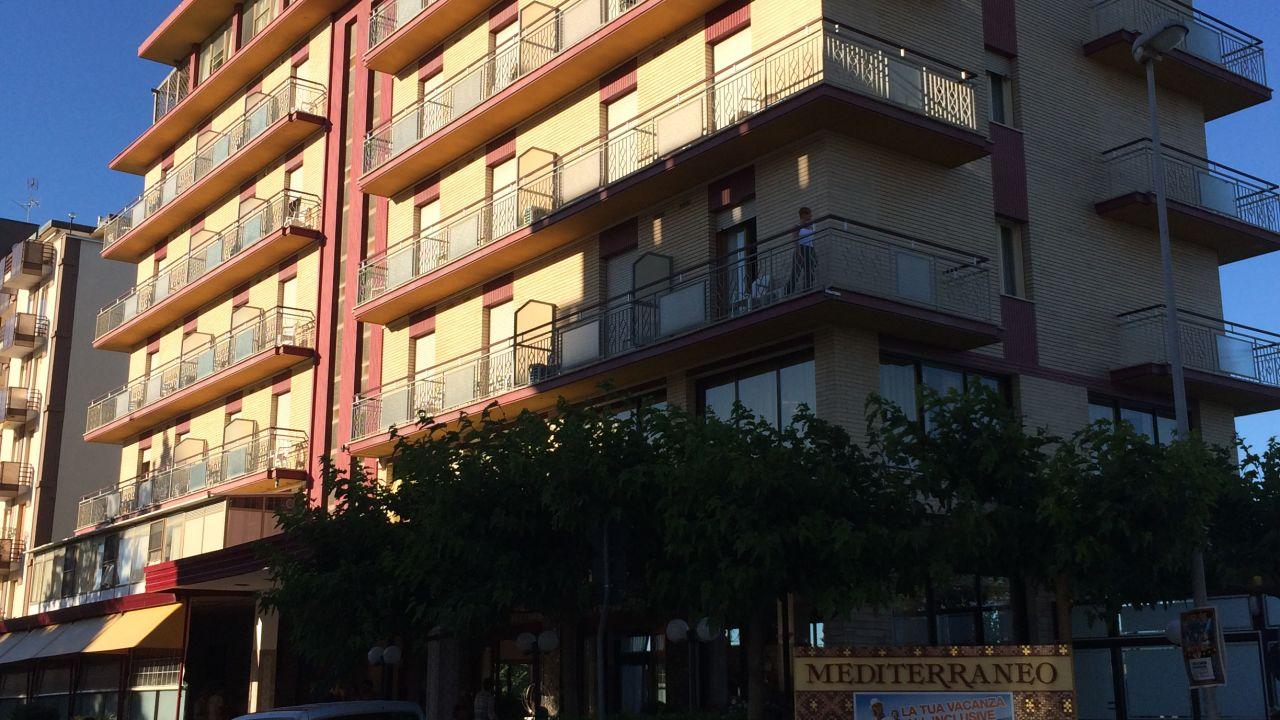 Bagno Mediterraneo Lido Di Savio : Hotel mediterraneo lido di savio u holidaycheck emilia romagna