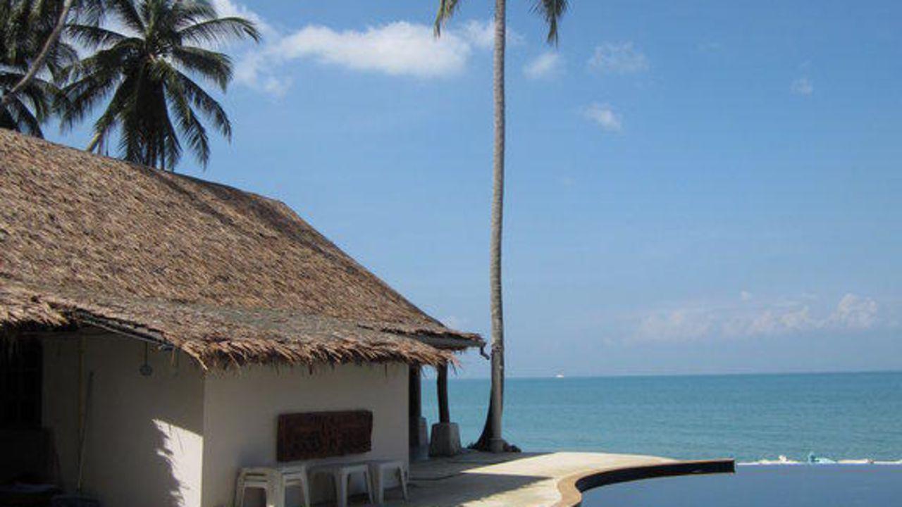 Hotel Lipa Lodge Beach Resort In Lipa Noi Beach
