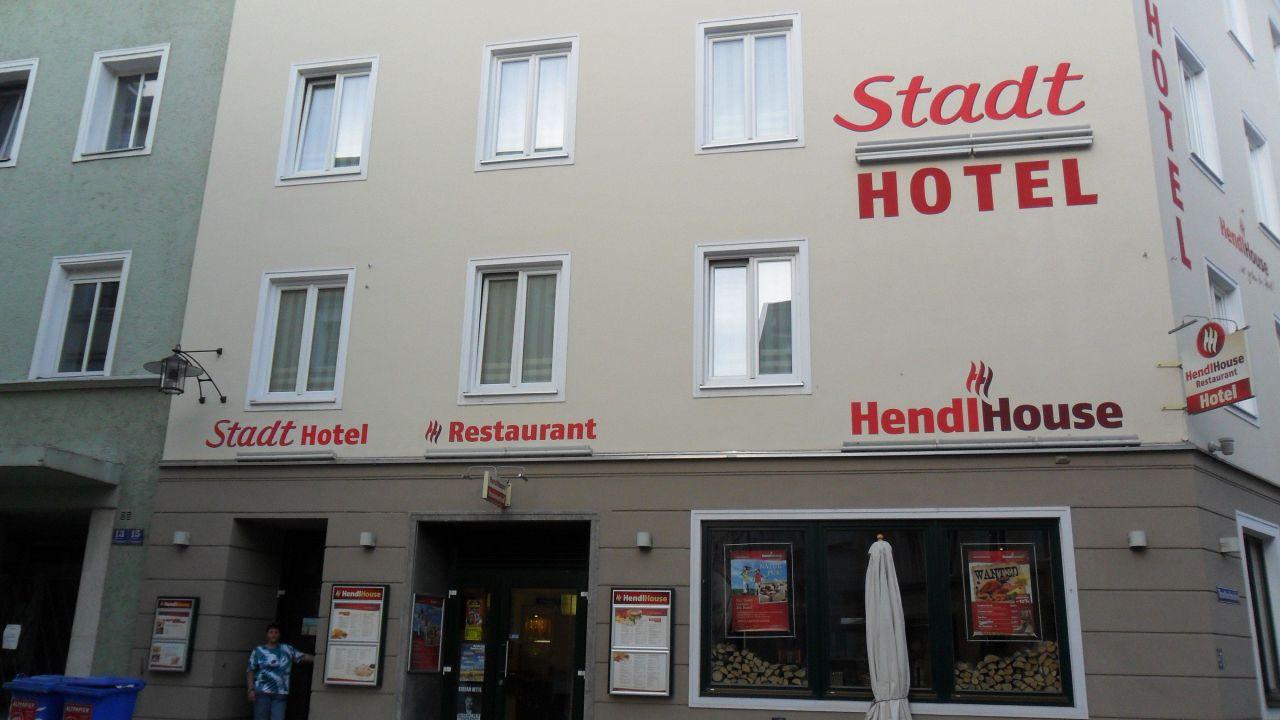 Stadthotel Passau Passau Holidaycheck Bayern Deutschland