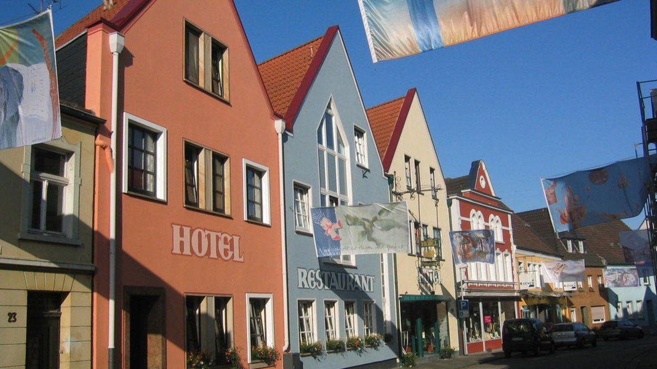 Hotel neumaier in xanten holidaycheck nordrhein for Hotels xanten