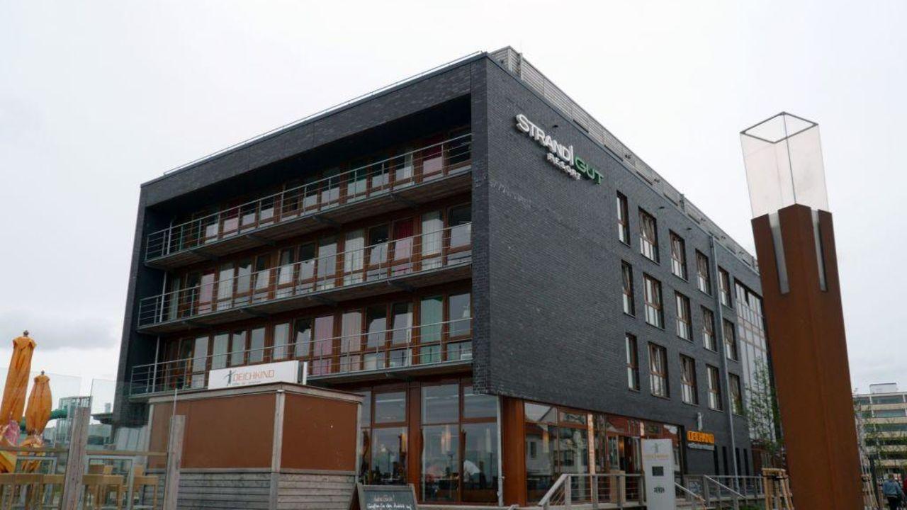 Strandgut Resort St Peter Ording Holidaycheck Schleswig
