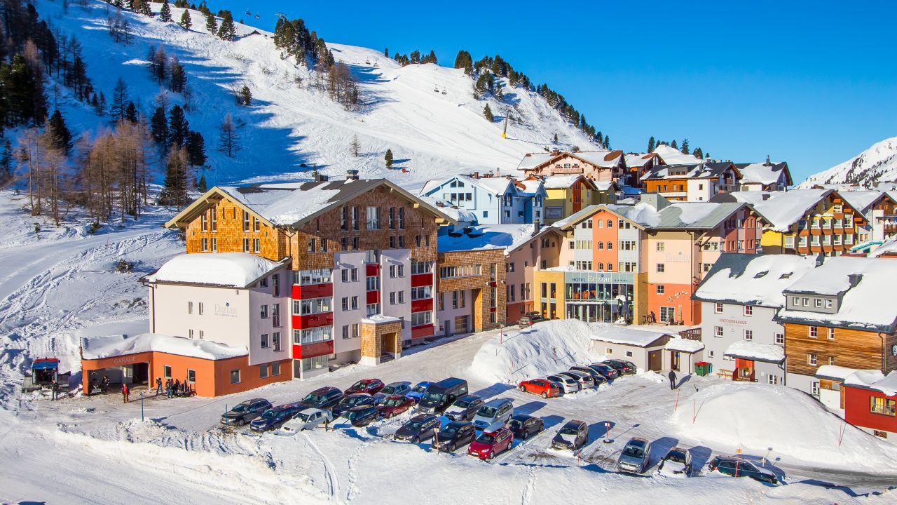 Hotel enzian obertauern holidaycheck salzburger land for Designhotel obertauern