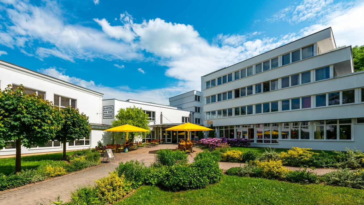 Hotel An Der Therme Haus 1 Bad Sulza Holidaycheck Thuringen