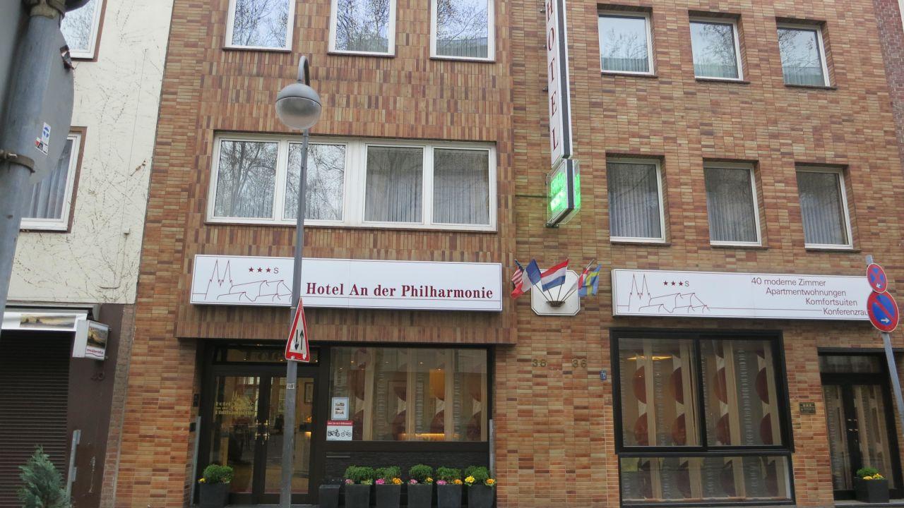 Hotel An der Philharmonie (Köln) • HolidayCheck (Nordrhein-Westfalen ...
