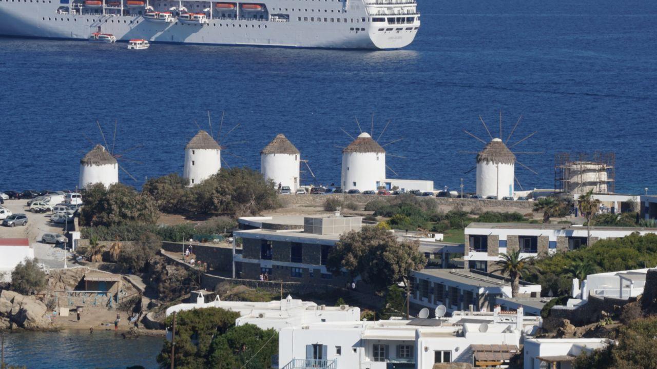 Myconian kyma design hotel mykonos stadt holidaycheck for Designhotel griechenland