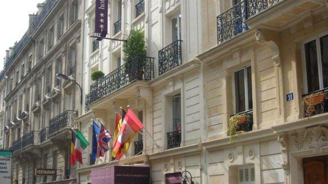 Hotel cervantes paris holidaycheck gro raum paris for Frankreich hotel paris