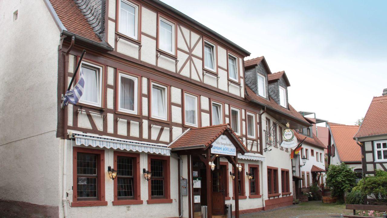 Hotel Burgschänke (Gelnhausen) • HolidayCheck (Hessen | Deutschland)