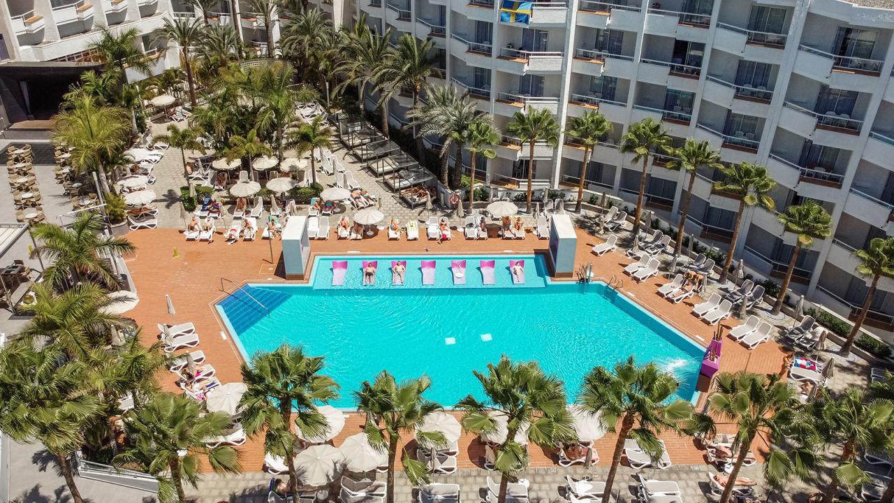 Hotel Riu Don Miguel Gran Canaria Spanien
