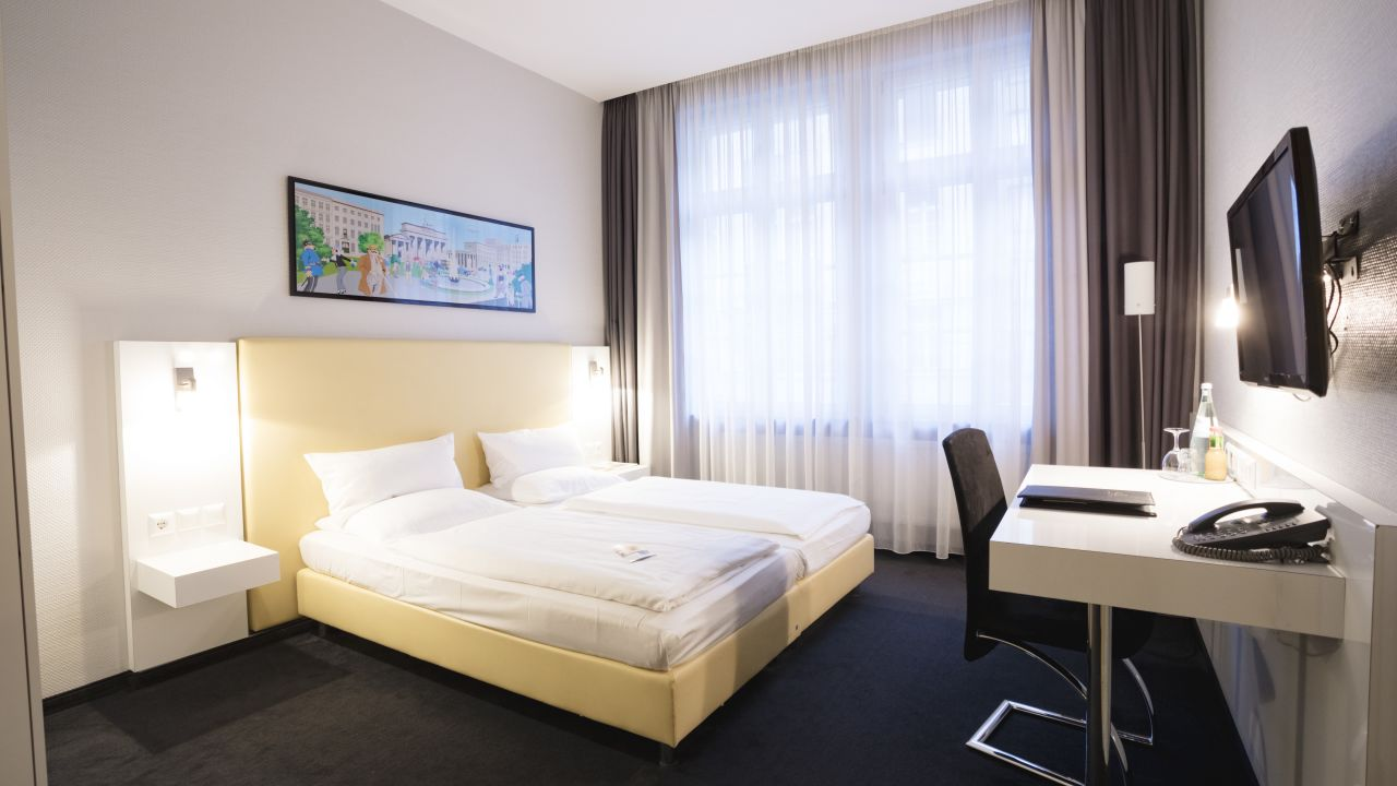 Novum Select Hotel Berlin Checkpoint Charlie Berlin