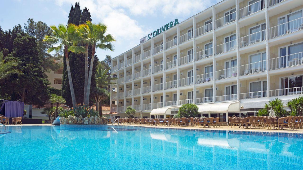 Hsm S Olivera Hotel Mallorca Bewertung