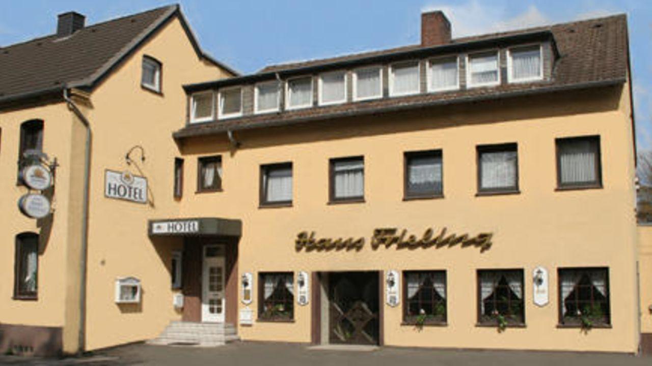 Hotel frieling dortmund holidaycheck nordrhein for Hotel dortmund wambel