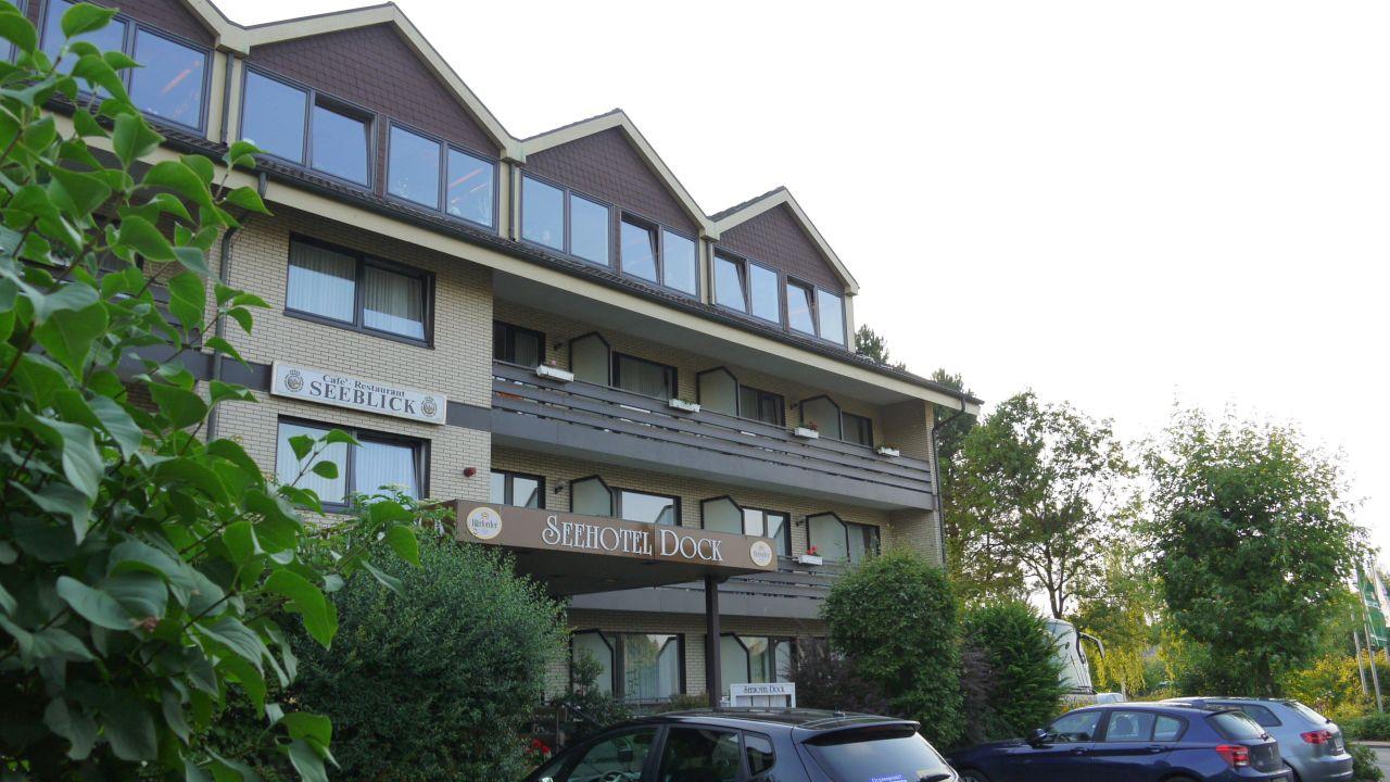 Seehotel Dock (Bad Bederkesa) • HolidayCheck (Niedersachsen ...