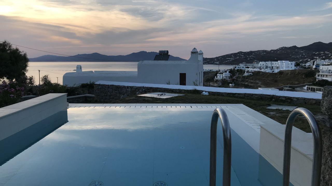 Myconian kyma design hotel mykonos stadt holidaycheck for Design hotels griechenland