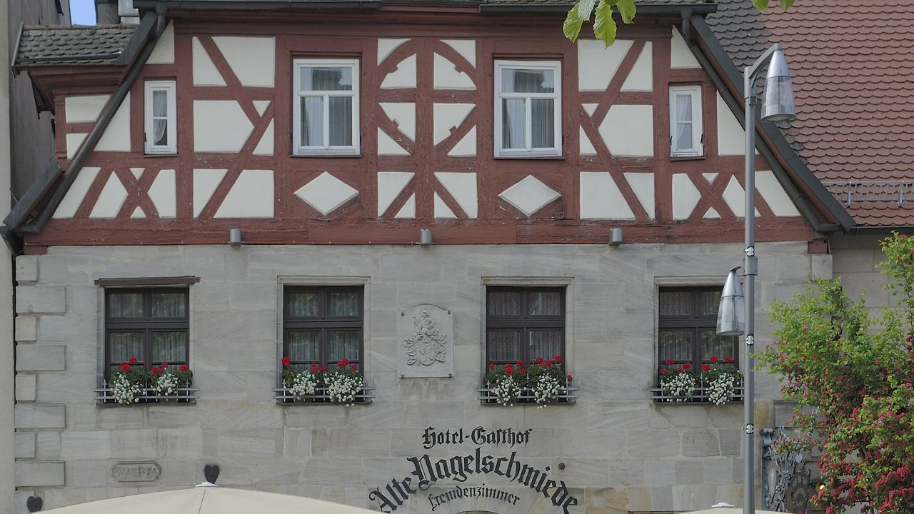 Hotel Alte Nagelschmiede Altdorf Bei Nurnberg Holidaycheck