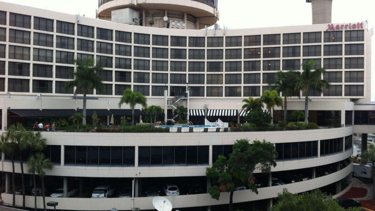 Hotel Marriott Tampa Airport Tampa Holidaycheck Florida Usa