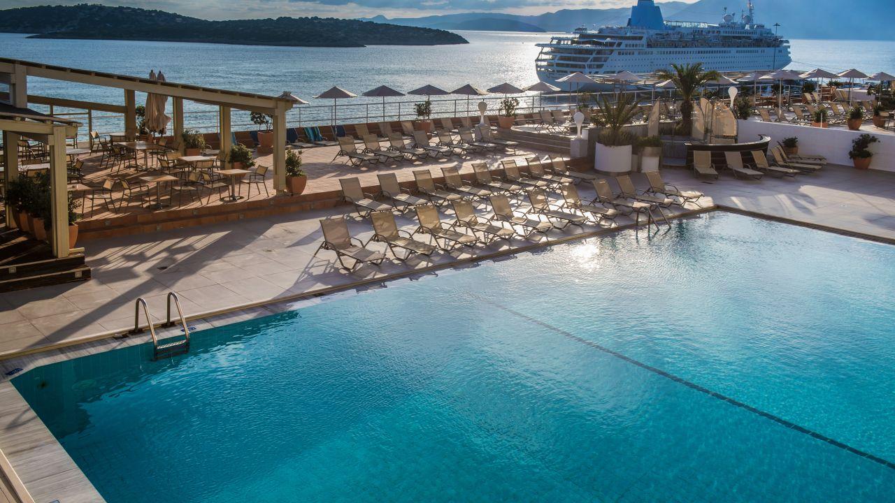 Hermes Hotel (Agios Nikolaos) • HolidayCheck (Kreta ...