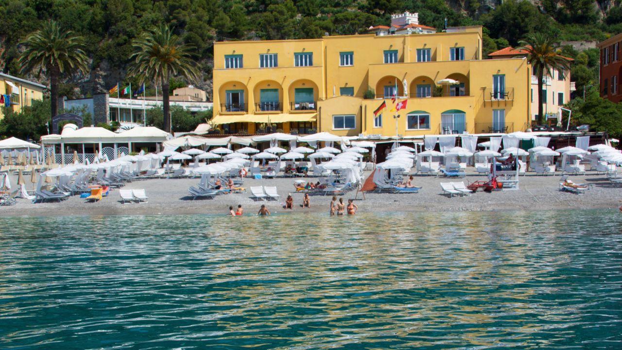 Hotel Sul Mare A Varigotti
