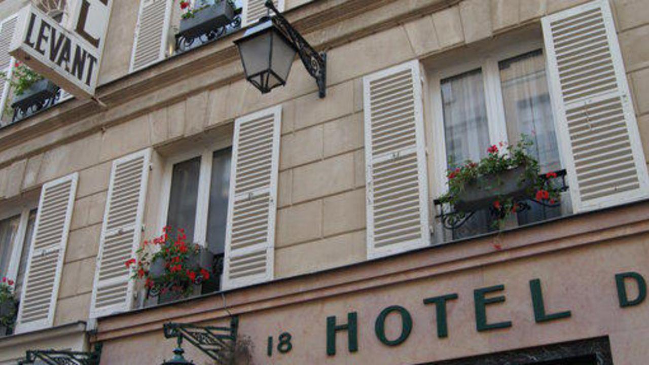 Hotel du levant paris holidaycheck gro raum paris for Frankreich hotel paris