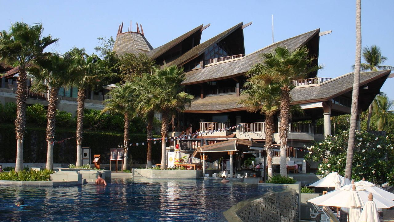 Hotel Samui Buri Beach Resort Spa