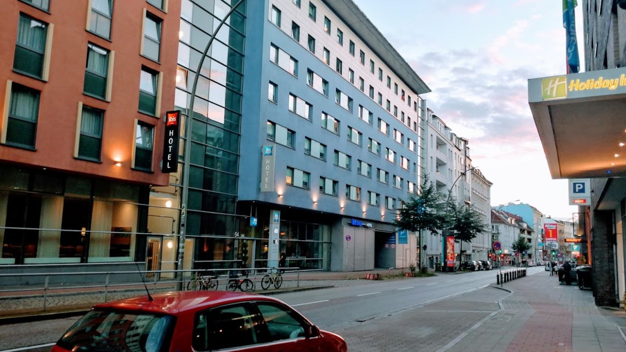 Ibis Budget Hotel Hamburg St Pauli Messe Hamburg Holidaycheck Hamburg Deutschland