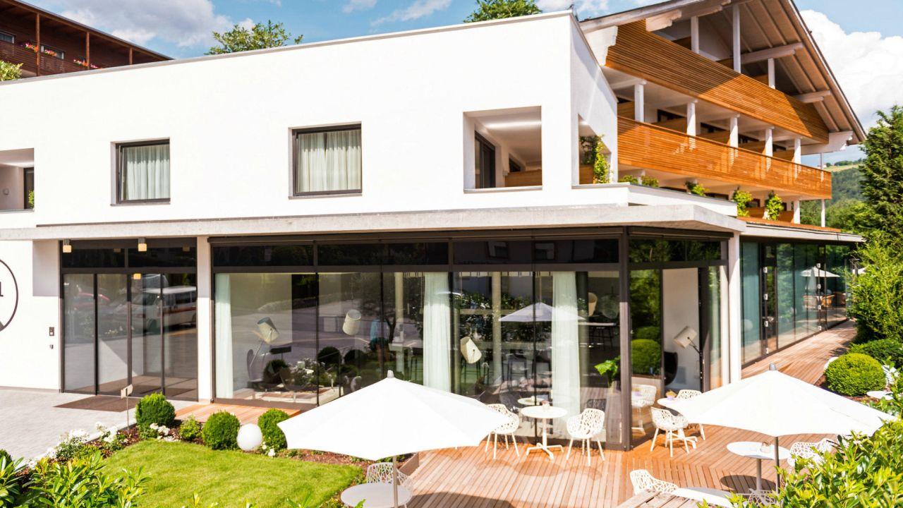 Design hotel tyrol parcines partschins holidaycheck for Designhotel italien