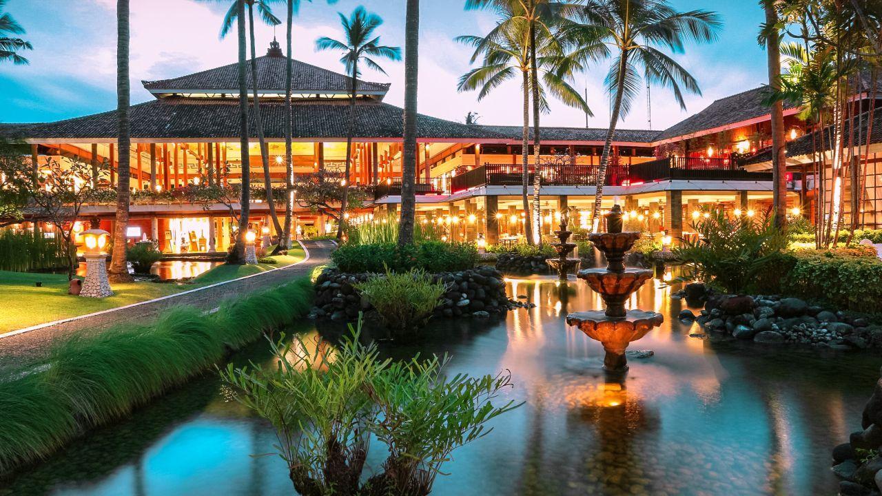 Melia Bali Nusa Dua Holidaycheck Bali Indonesien