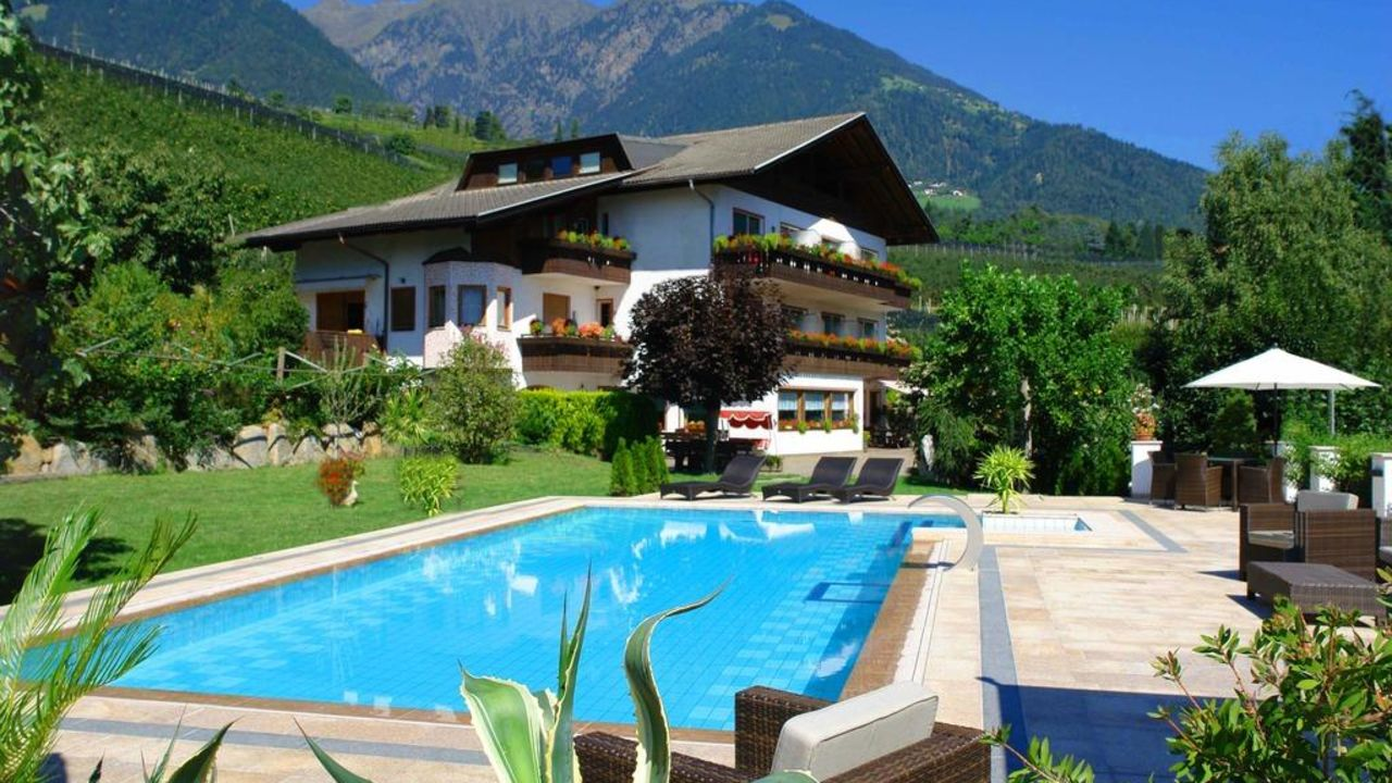 Hotel Laurin Dorf Tirol Italien