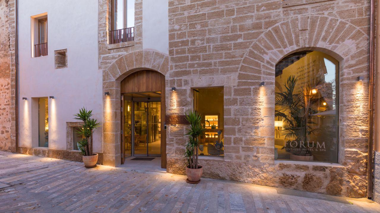 Forum Boutique Hotel Spa Alcudia Holidaycheck Mallorca Spanien