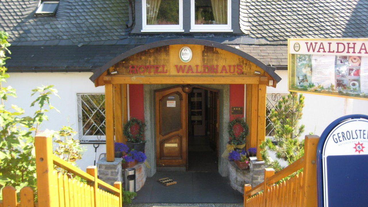 Uitgelezene Hotel Das Waldhaus Winterberg (Winterberg) • HolidayCheck AP-87