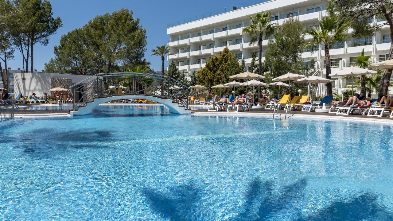 Mallorca Hotel Allsun Palmira Beach