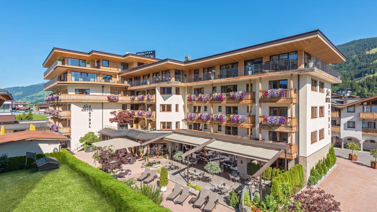 Hotel Zentral Kirchberg In Tirol Osterreich