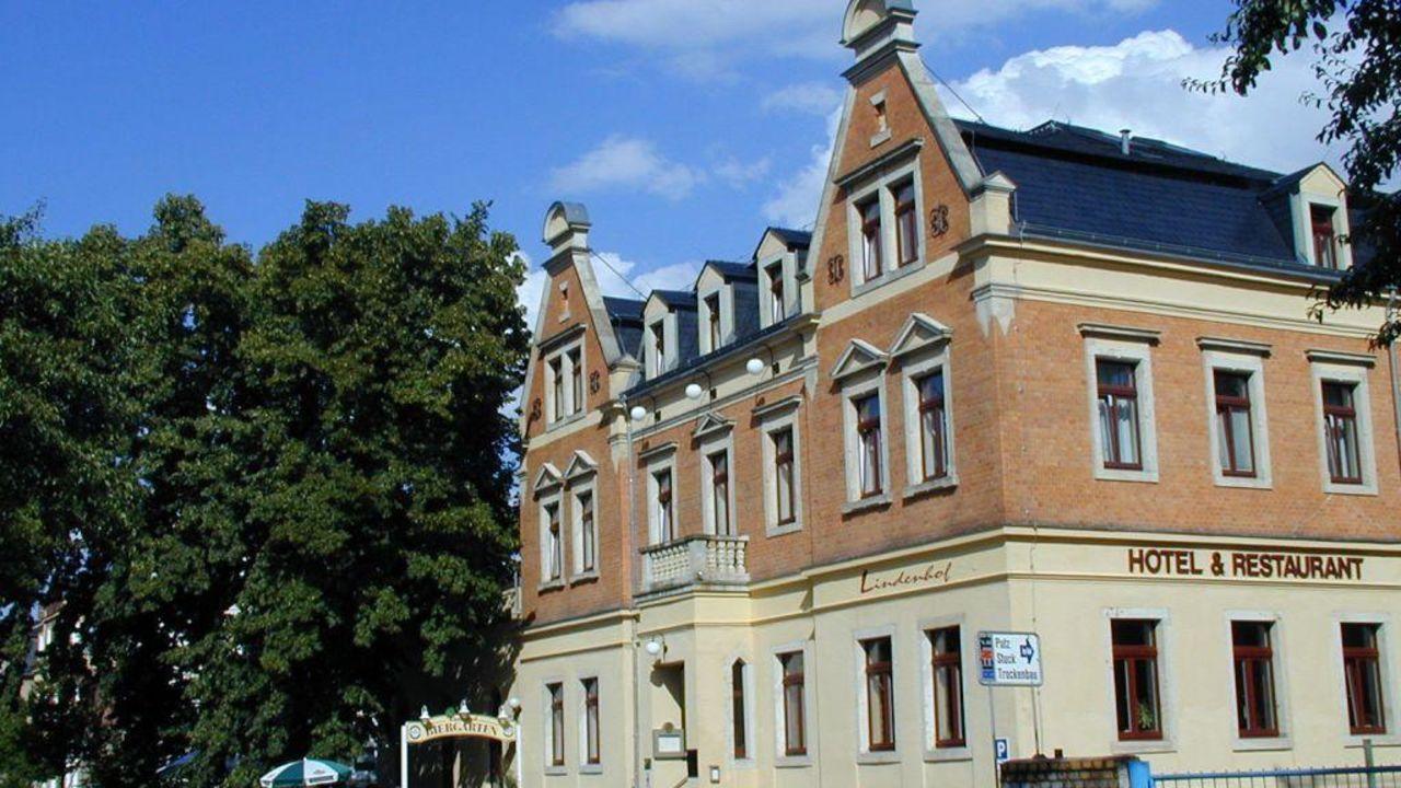 Hotel Lindenhof (Hotelbetrieb eingestellt) (Mobschatz ...