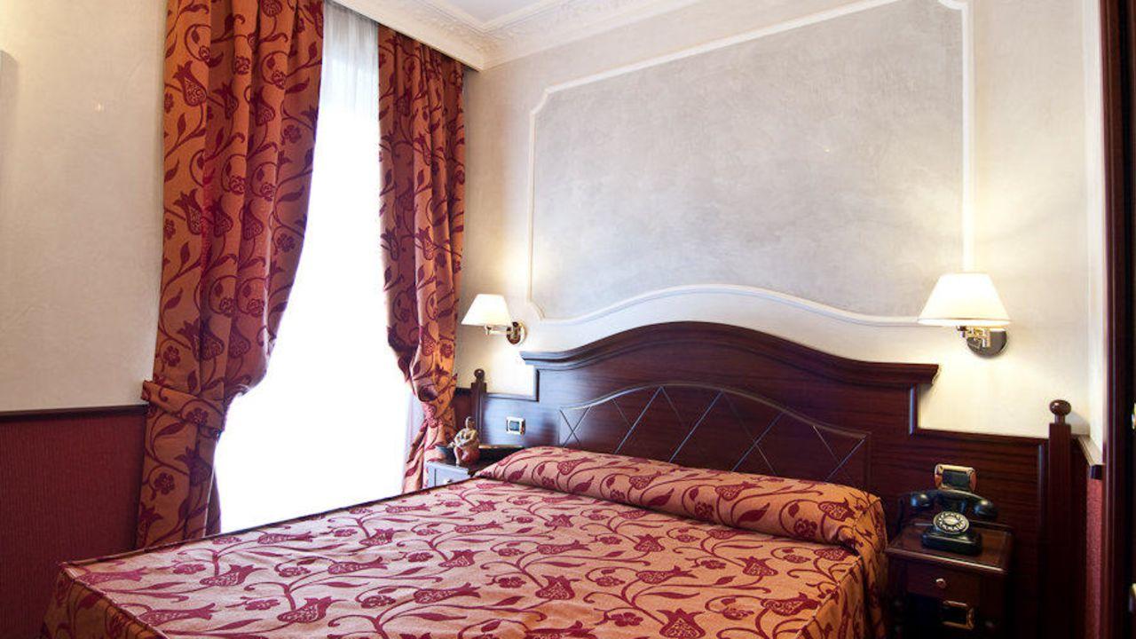 Bewertung Hotel Porta Maggiore Rom