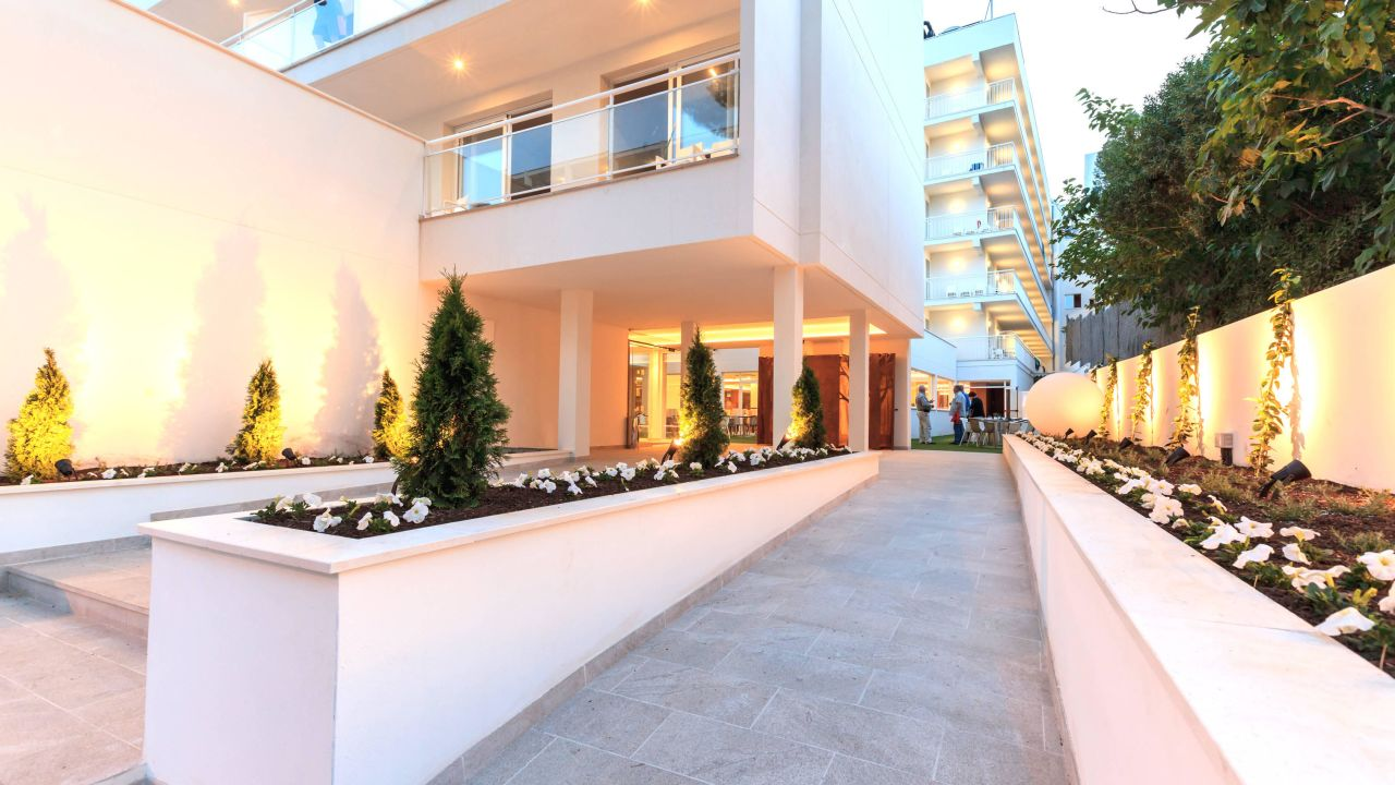 Hotel Bq Bulevar Paguera Paguera Mallorca Spanien