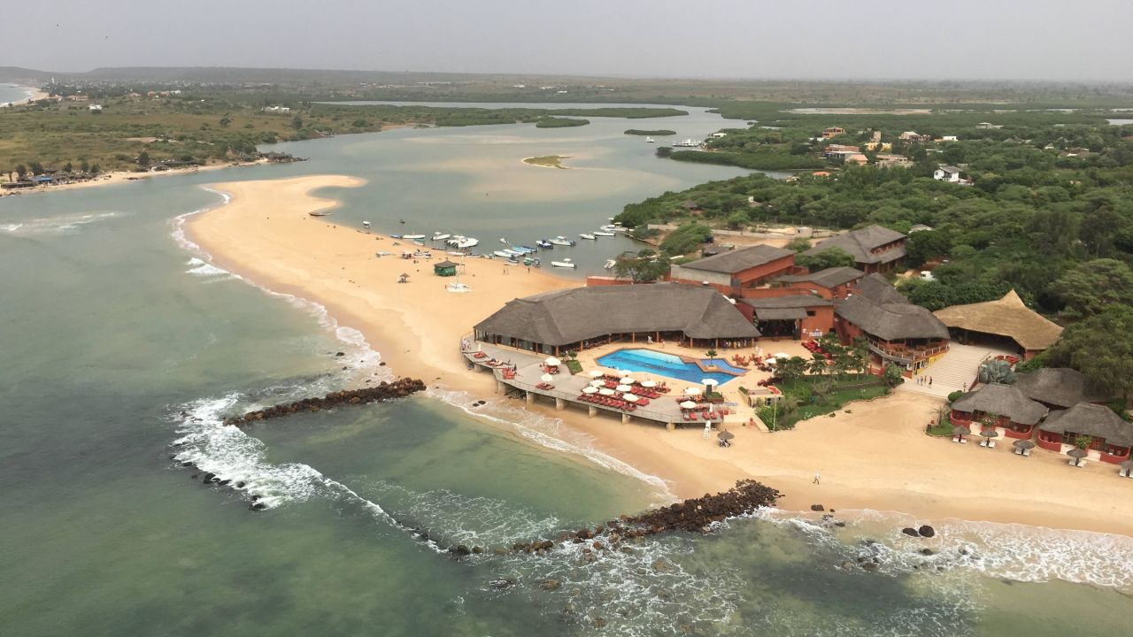 Hotel Royal Baobab Somone Senegal