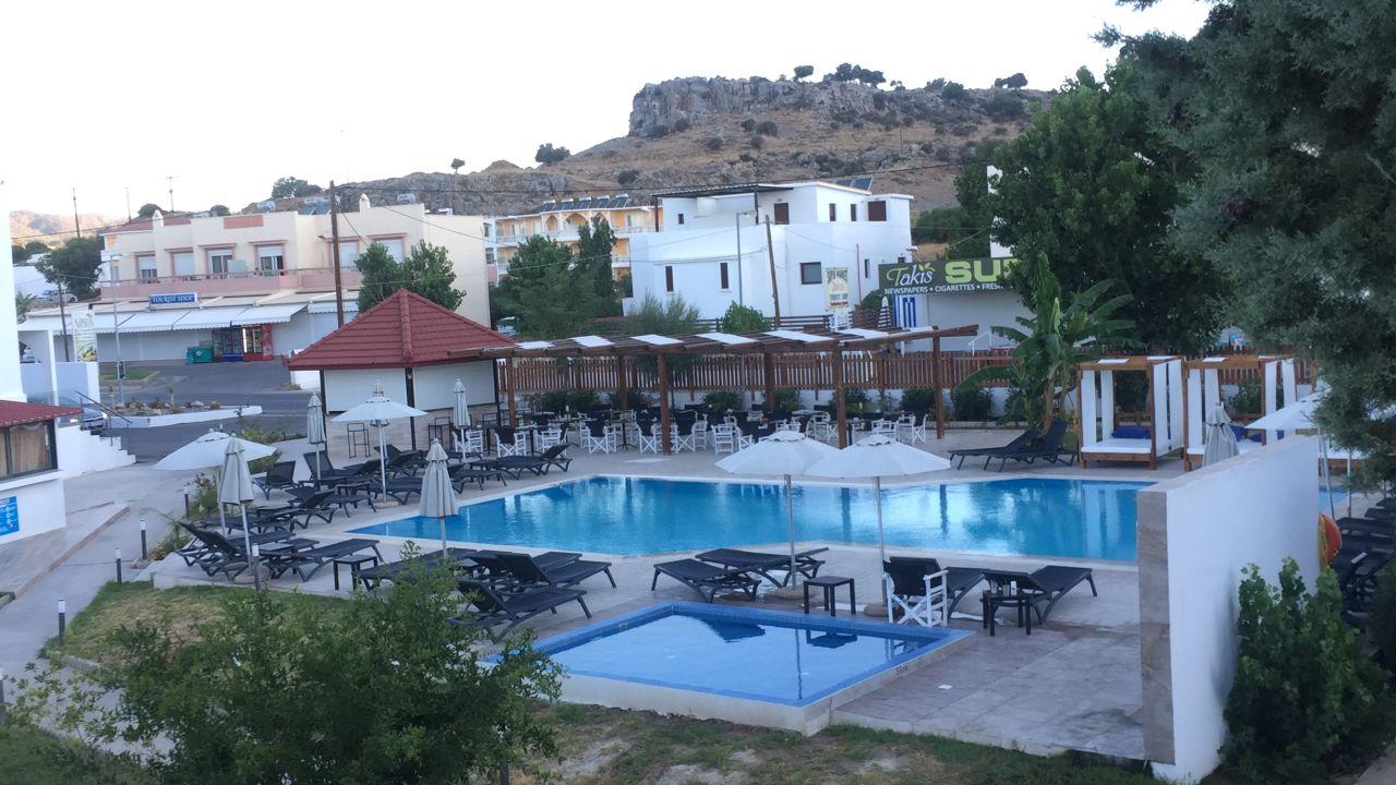 Hotel Belmare Rhodos Bewertung