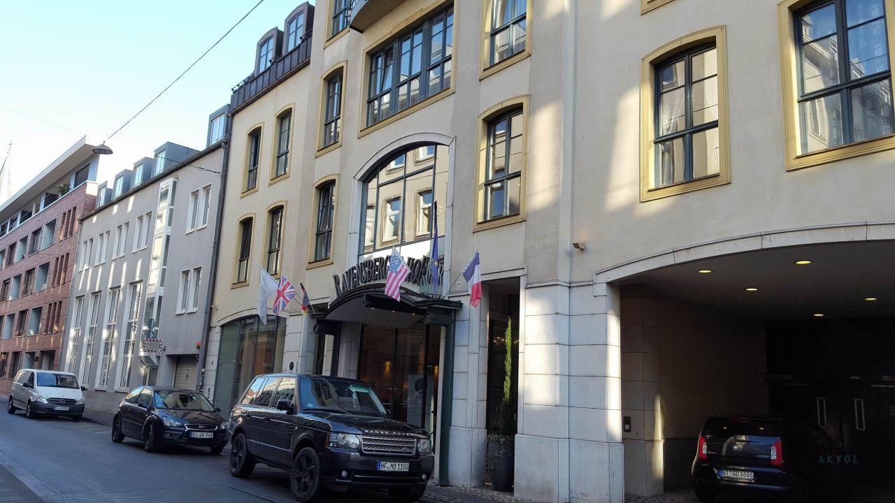 Hotel Ravensberger Hof Bielefeld