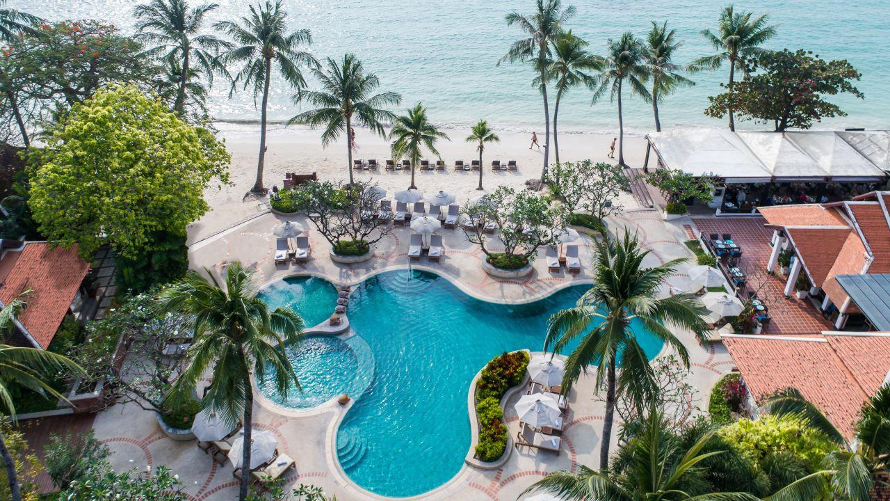 Chaweng Regent Beach Resort Chaweng Beach Holidaycheck Koh