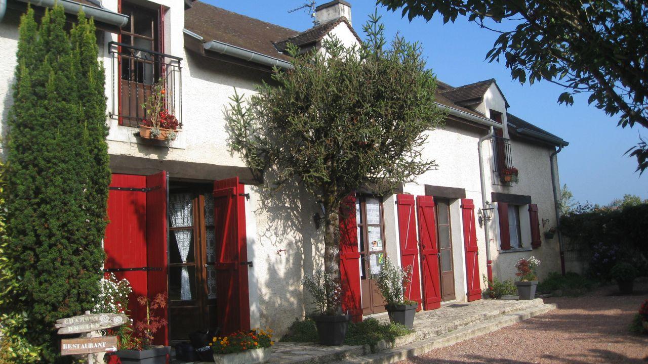 B&B Domaine les Escargots (Barnay) • HolidayCheck (Burgund ...