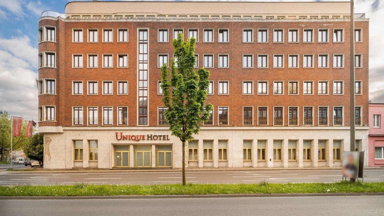 Novum hotel unique dortmund hauptbahnhof dortmund for Dortmund bahnhof hotel
