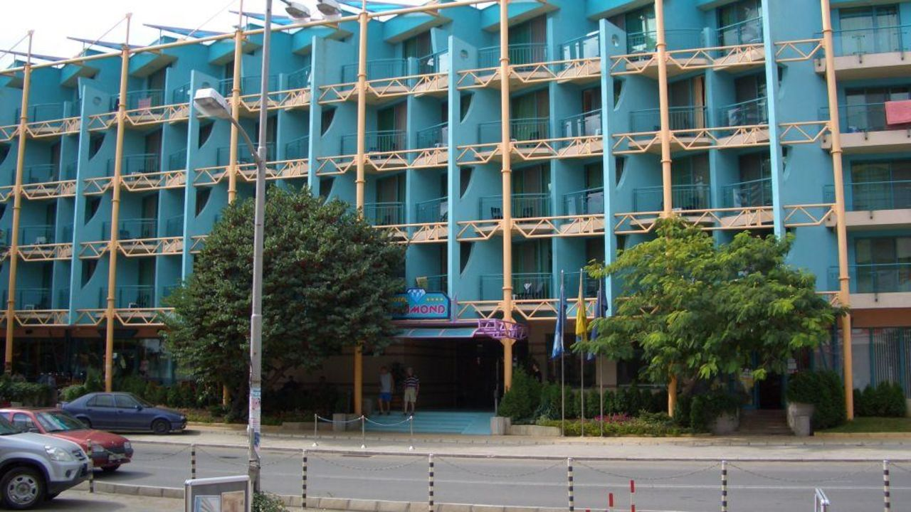 Diamond Hotel Bulgarien