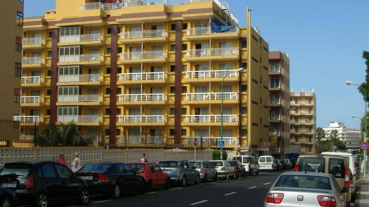 Hotel tenerife ving in puerto de la cruz holidaycheck teneriffa spanien - Hotel ving puerto de la cruz ...