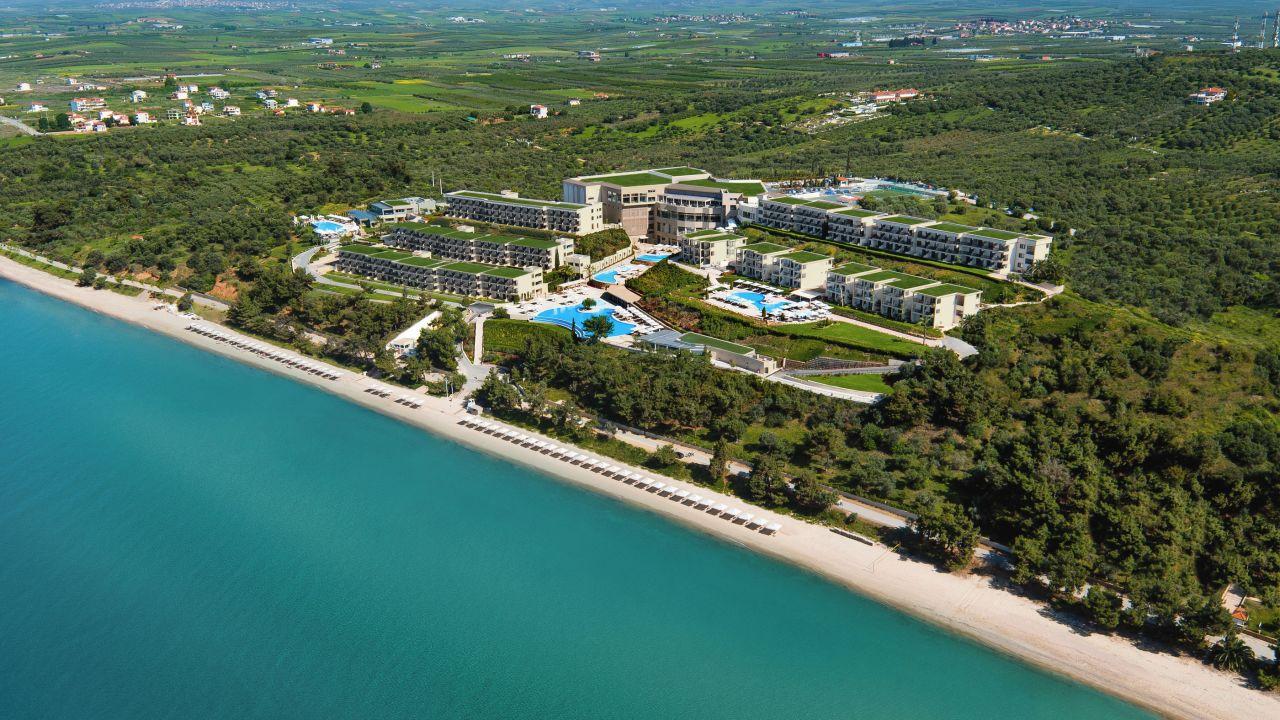 Tui family life blue lagoon princess hotel kalives gulet - Ikos Oceania