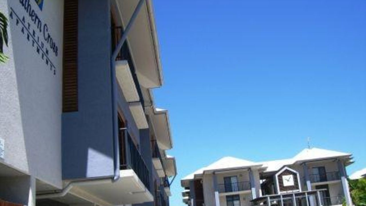 Southern Cross Atrium Apartments (Cairns) • HolidayCheck (Queensland ...