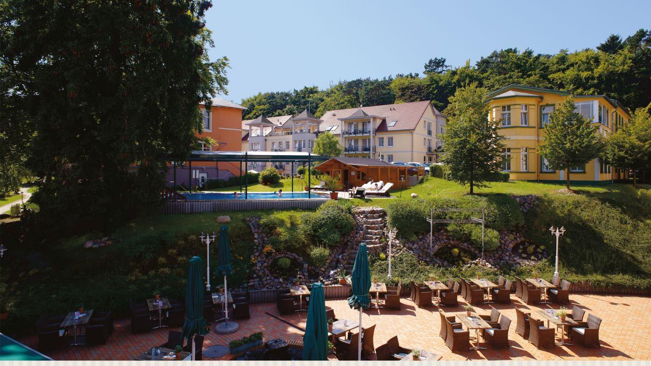 Bansin Hotel Villen Im Park