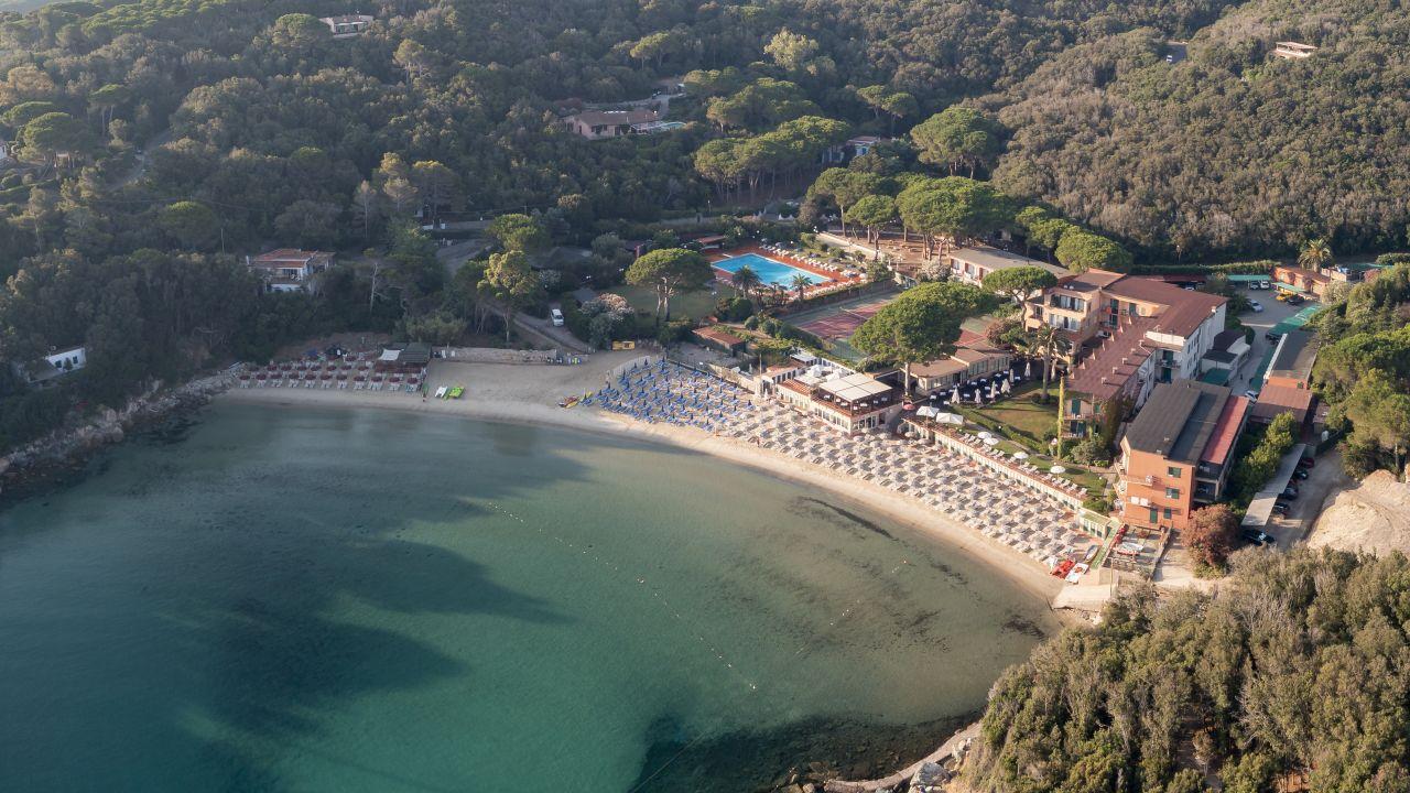 Procchio Elba Karte.Hotel Desiree Procchio Holidaycheck Toskana Italien