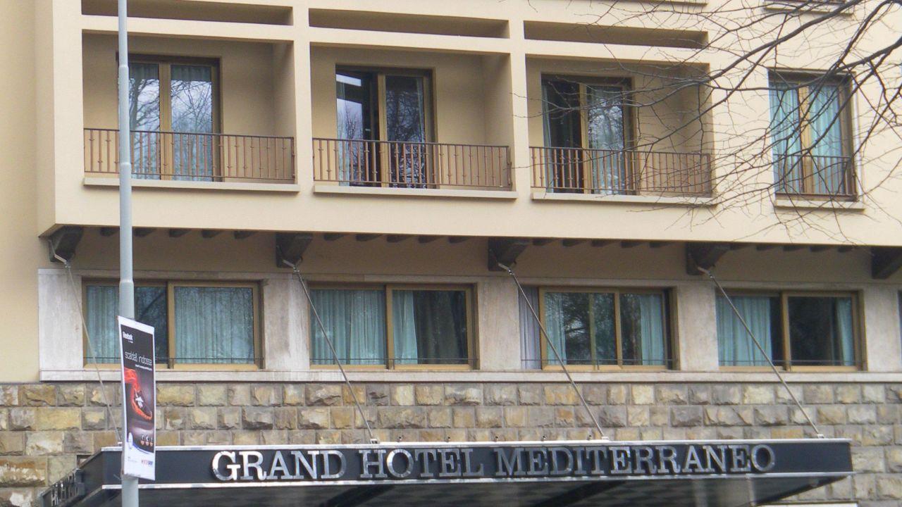 Florenz Grand Hotel Mediterraneo